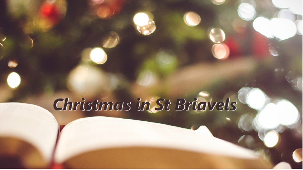 Christmas in St Briavels